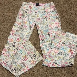 Pajama pants by Pink- Victoria's Secret